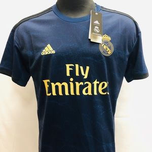 Real Madrid Away Jersey 2019-2020